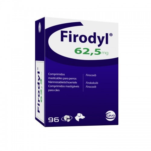 FIRODYL 62.5 mg