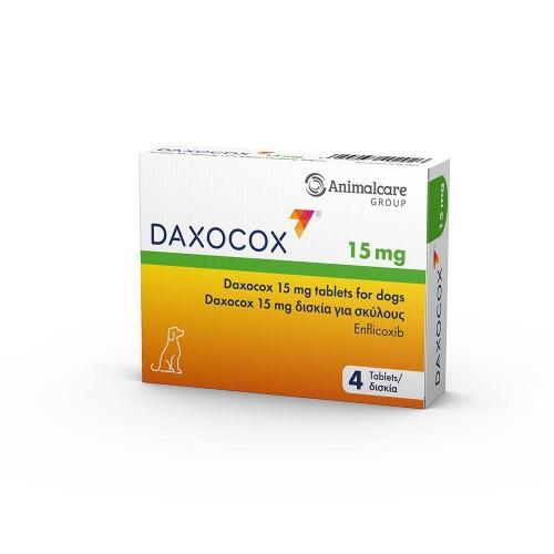 Daxocox 15 mg.