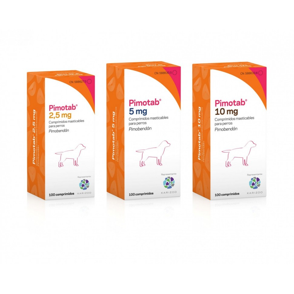 Pimotab 100 chewable tablets