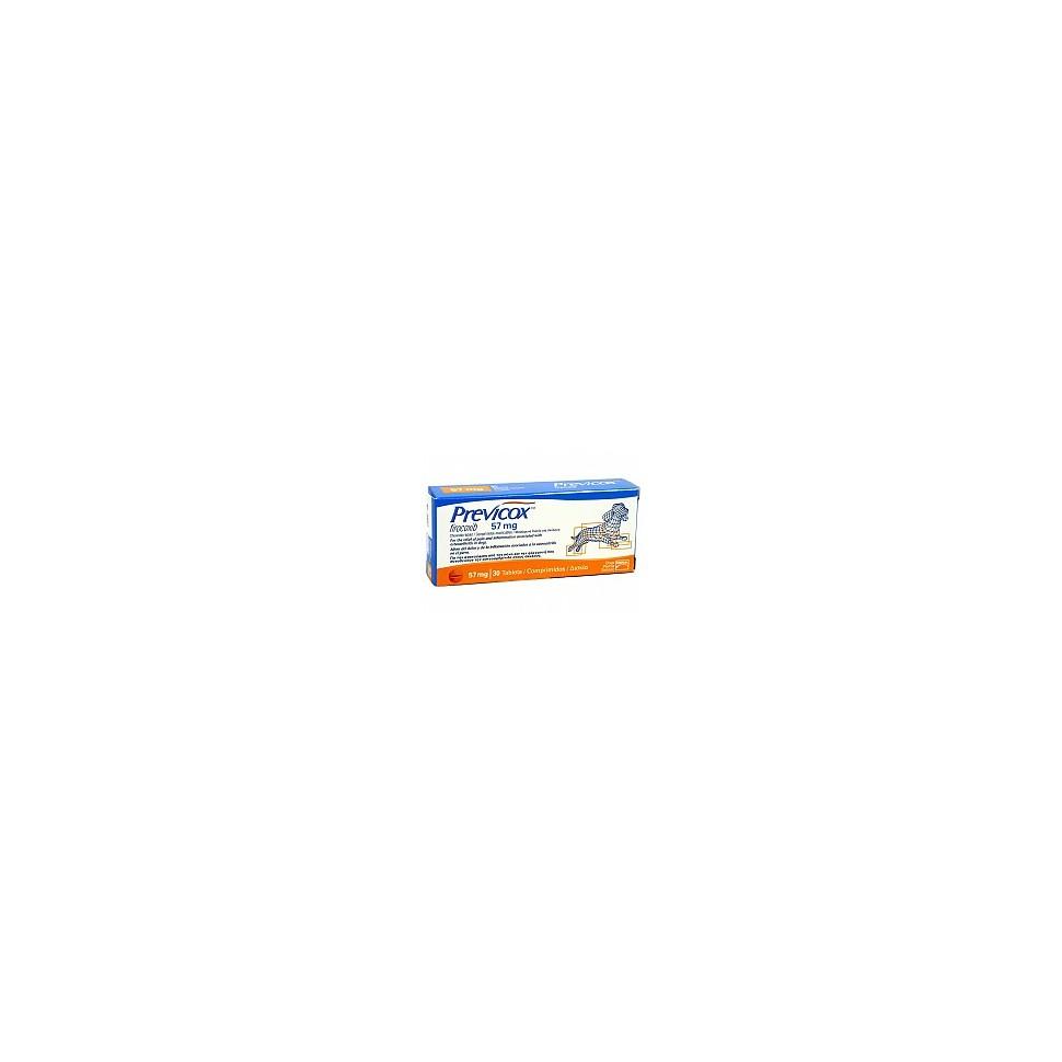 PREVICOX 57 MG 30 comprimidos
